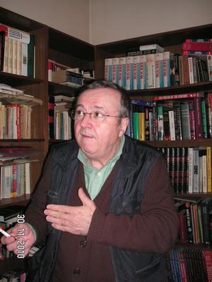 Ion Cristoiu la Intalnirile Ziua Veche-foto ziuaveche.ro