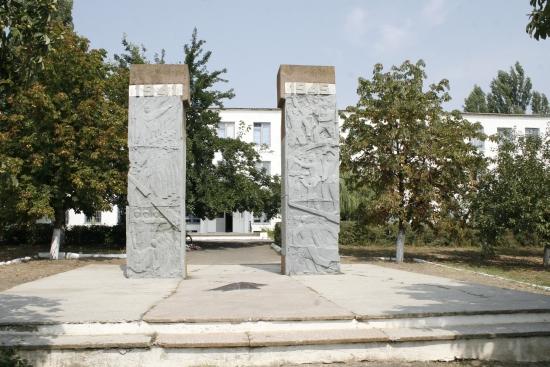 monument soldat sovietic basarabia sud
