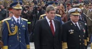Generalul maior Stefan Danila, noul sef al Statului Major General