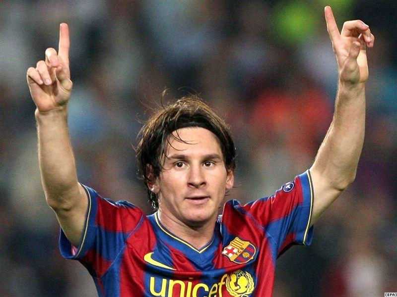 Sondaj: Lionel Messi, cel mai bun atacant