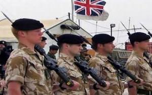 Militari britanici