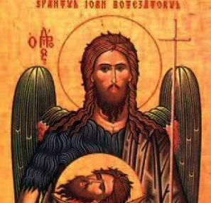 Sfantul Proroc Ioan Botezatorul