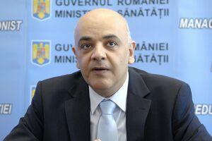 Raed Arafat, ministru la Sănătate