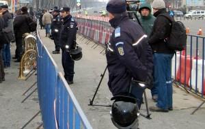Jandarmi la gard (Marius BATCA)