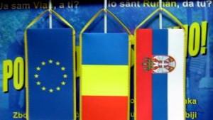 Romania Serbia UE