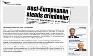 Site olanda extremisti