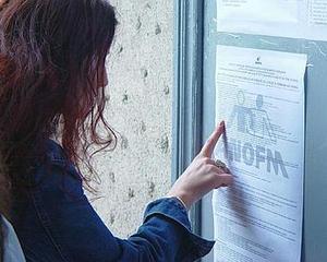 Şomajul în rândul tinerilor ar putea ajunge la 25%