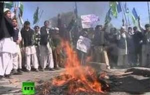 Violente in Afganistan