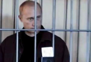 Vladimir Putin arestat