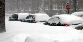 masini iarna zapada