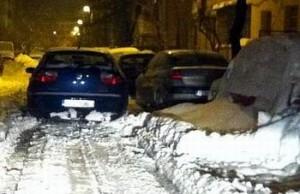 masini zapada parcate