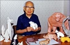101 ani de la nasterea lui  Akira Yoshizawa