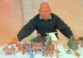 AKIRA YOSHIZAWA (origamisan.org)