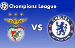 Benfica Chelsea