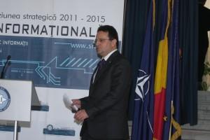 George Maior, directorul SRI