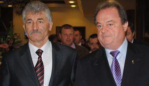 Ioan Oltean si Vasile Blaga (observatorbn.ro)