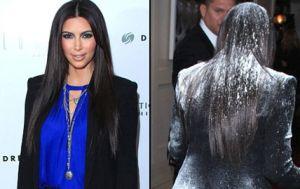 Kim Kardashian faina