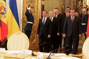 Medvedev-EurAsEC