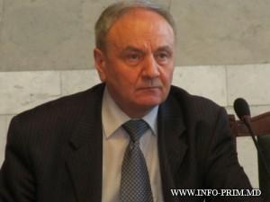 Nicolae Timofti presedintele R Moldova