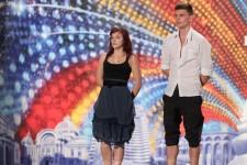Romanii au talent 23 martie 2012 si dansul sexi