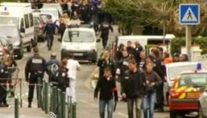 Toulouse  atac armata la un colegiu iudaic