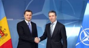 Vlad Filat la NATO
