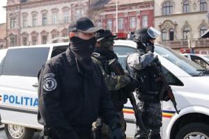Poliţia Capitalei – descinderi la o grupare suspectata de evaziune fiscală