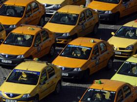 proteste taximetristi