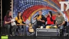 Trupa Minestrone la show-ul Romanii au talent