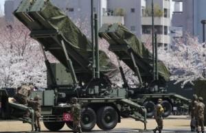 A doborat Japonia racheta nord-coreeana