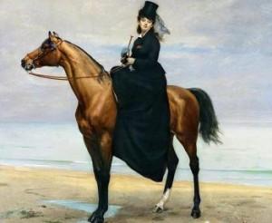 Carolus-Duran_-_Equestrian_Portrait_of_Mademoiselle_Croizette