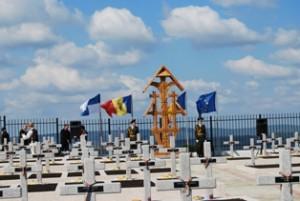 Cimitir eroi Moldova