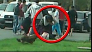 Craiova accident femeie (rtv.net)