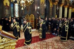 Denia din Sfanta si Marea Miercuri Patriarhie (Basilica)