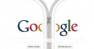 Google - 132 de ani de la nasterea lui Gideon Sundback