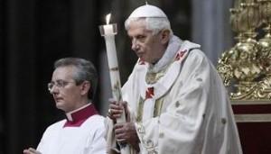 Papa Bendectic al XVI-lea (clandestinoweb.com)