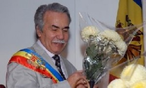 Poetul Dumitru Matcovschi, Ordinul Meritul Cultural in grad de Mare Ofiter