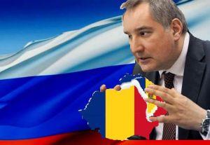 Rogozin Romania Moldova