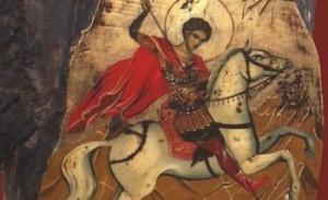 Sfantul Gheorghe Purtatorul de Biruinta