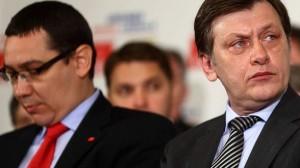 Referendum la DNA. Ponta se autodenunţă – Antonescu vrea denunţ