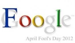 Google April's Fool