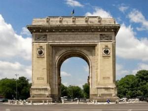 Arcul de Triumf-Bucuresti