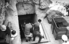 Ce a vazut Howard Carter in spatele pecetei lui Tutankhamon