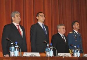 Corneliu Dobritoiu a preluat portofoliul de la Aparare