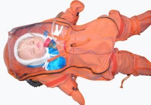 Costum NBC (Nuclear, Bacteriologic, Chimic)