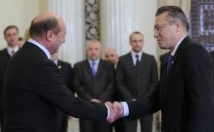 Cristian Diaconescu - consilier prezidential