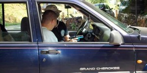 Cupa SPP 2012 - jurnalistii au invatat sa traga din masina
