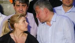 Elena Udrea si Adriean Videanu