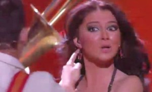 Eurovision - Sabotaj la Mandinga- Teoria conspiratiei si casca