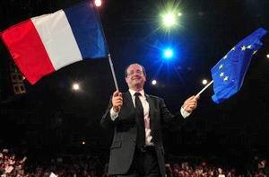 Franta Francois Hollande noul presedinte